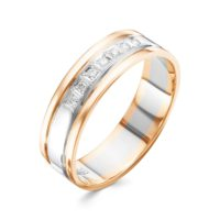 Обручальное кольцо арт. 925-110