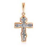 Крест из красного золота 27110314000
