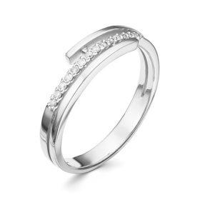 Кольцо золото, бриллиант арт. 3155-11001
