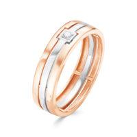 Кольцо обручальное золото 937-110