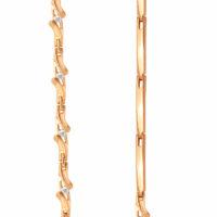 Браслет золото бриллианты арт. 1080043
