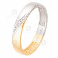 Кольцо обручальное золото 1049112