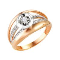 Кольцо золото, арт. 1011283
