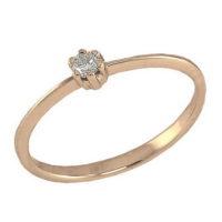 Кольцо золото бриллианты арт. 1010141
