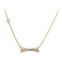 Колье золото бриллианты арт. 1070030