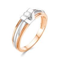 Обручальное кольцо золото, арт. 3217-110