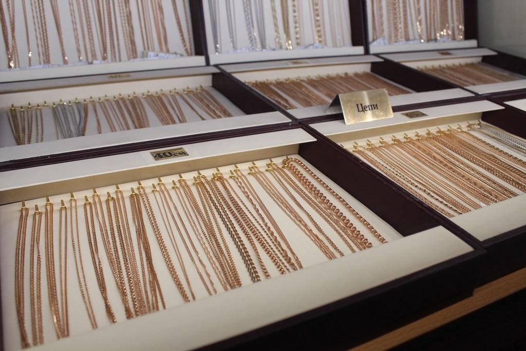золотые цепи в Серпухове купить