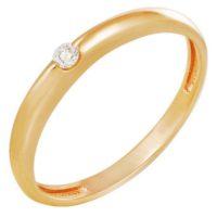 Кольцо золото 1010676