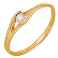 Кольцо золото 1010724