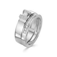 Кольцо из белого золота, арт. 3816-11001