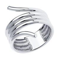 Кольцо из серебра, арт. 94013176