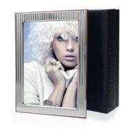 Рамка для фото «Лиссабон», серебро, 10х15 см