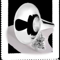 Воронка серебро
